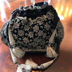 Handbags - Hand made beaded bag